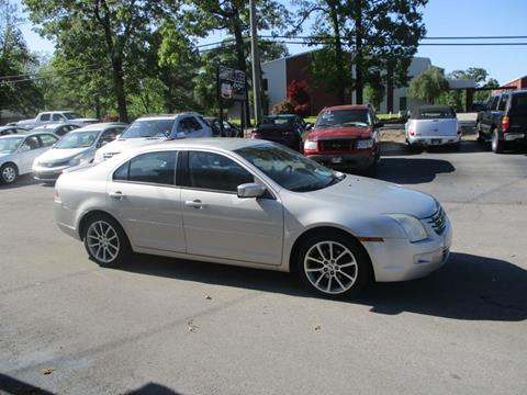 2008 Ford Fusion for sale in Mount Olive, AL