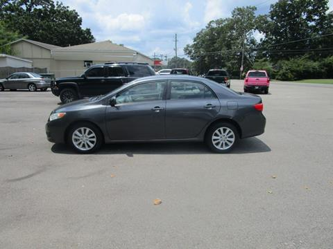 2010 Toyota Corolla for sale in Mount Olive, AL