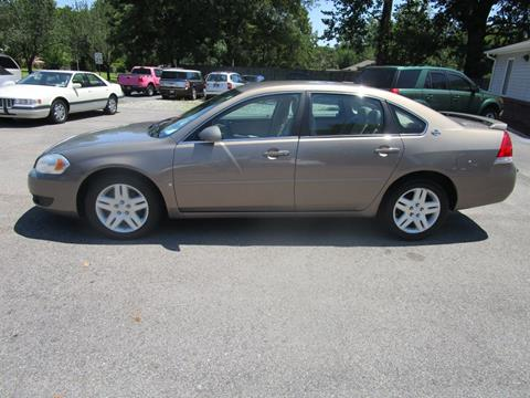 2006 Chevrolet Impala for sale in Mount Olive, AL