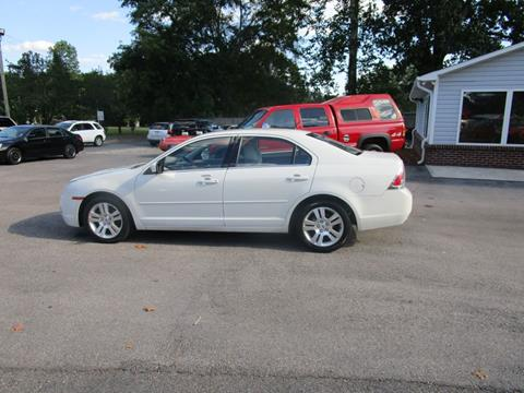 2009 Ford Fusion for sale in Mount Olive, AL