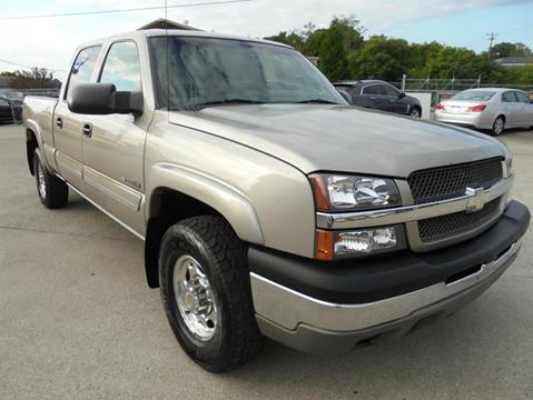 2003 Chevrolet Silverado 1500HD for sale in Cleveland, TN