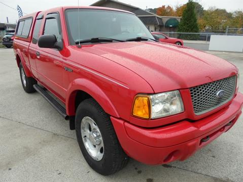 2001 Ford Ranger for sale in Cleveland, TN