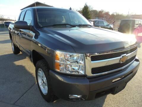 2011 Chevrolet Silverado 1500 LTZ for sale at PIONEER AUTO SALES LLC in Cleveland TN