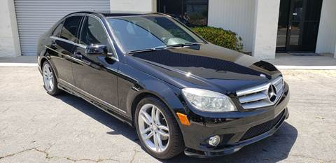 2010 Mercedes-Benz C-Class for sale in Moorpark, CA