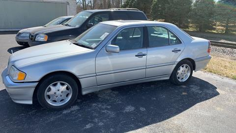 2000 Mercedes-Benz C-Class for sale in Dayton, IN