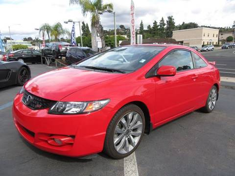 2011 Honda Civic for sale in La Mesa, CA