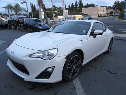 2016 Scion FR-S for sale in La Mesa, CA