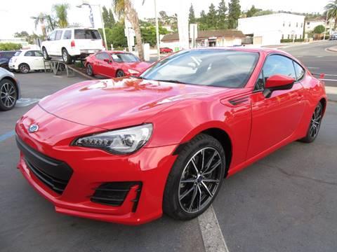2017 Subaru BRZ for sale in La Mesa, CA