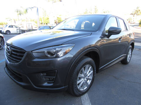 2016 Mazda CX-5 for sale at Eagle Auto in La Mesa CA
