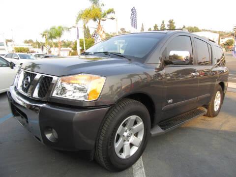 2006 Nissan Armada for sale at Eagle Auto in La Mesa CA