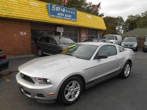 2012 Ford Mustang for sale in East Meadow, NY