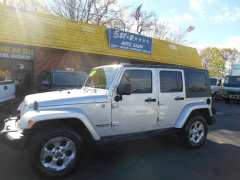 2009 Jeep Wrangler Unlimited for sale in East Meadow, NY