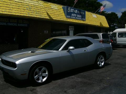 2010 Dodge Challenger for sale in East Meadow, NY