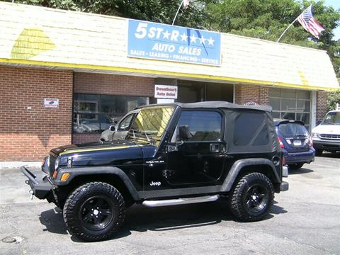 1999 Jeep Wrangler for sale in East Meadow, NY