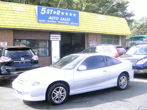 2003 Chevrolet Cavalier for sale in East Meadow, NY
