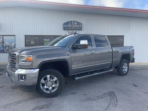 2017 GMC Sierra 2500HD for sale in New Braunfels, TX