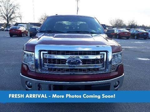 2013 Ford F-150 for sale in Boonville, IN