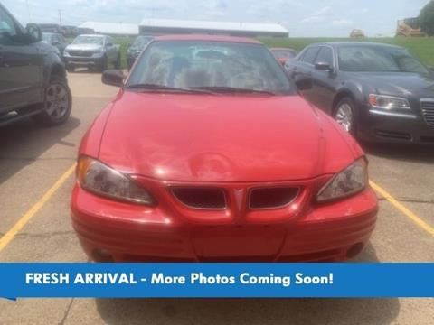 2001 Pontiac Grand Am for sale in Boonville, IN