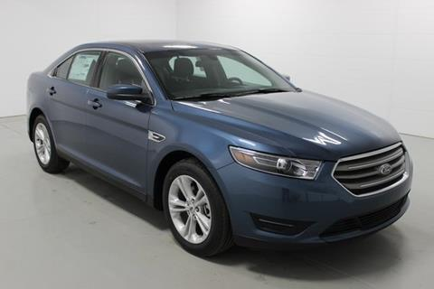 2019 Ford Taurus for sale in Cheboygan, MI