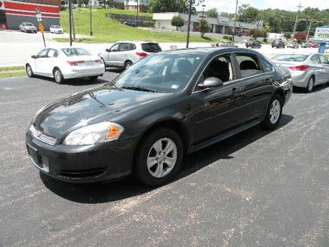 Used Cars Roanoke Va >> 2013 Chevrolet Impala For Sale In Roanoke Va