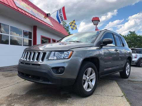 2011 Jeep Compass for sale in Front Royal, VA