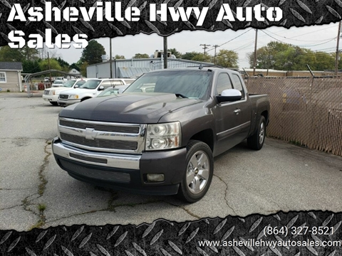 2011 Chevrolet Silverado 1500 for sale in Spartanburg, SC