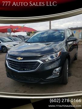 2018 Chevrolet Equinox for sale in Phoenix, AZ