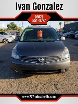 2009 Nissan Quest for sale in Phoenix, AZ