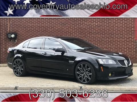 2008 Pontiac G8 for sale in Boardman, OH