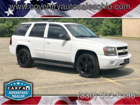 2008 Chevrolet TrailBlazer for sale in Boardman, OH