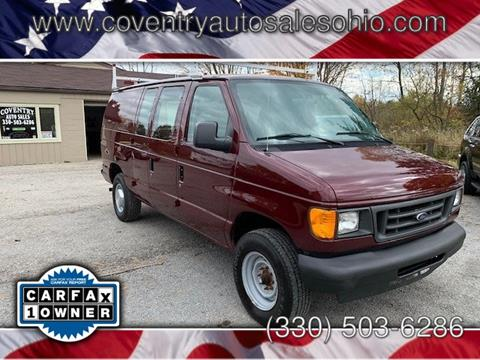 2004 Ford E-Series Cargo for sale in Boardman, OH