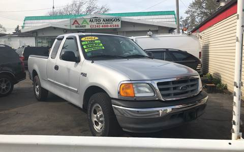 2004 Ford F-150 Heritage for sale in Waukegan, IL