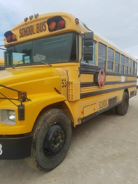 2001 Freightliner BLUEBIRD for sale at Global Bus Sales & Rentals in Alice TX