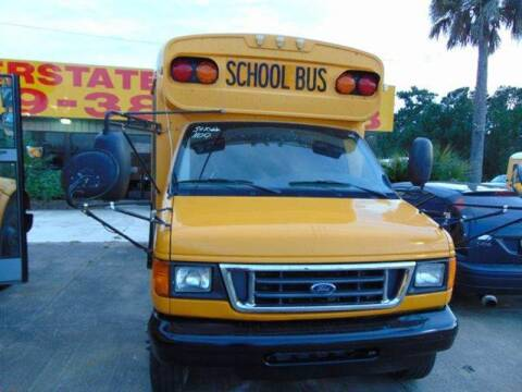 2004 Ford Bluebird for sale at Global Bus Sales & Rentals in Alice TX