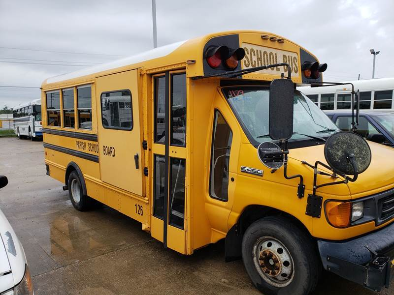 2008 Ford THOMAS for sale at Global Bus Sales & Rentals in Alice TX