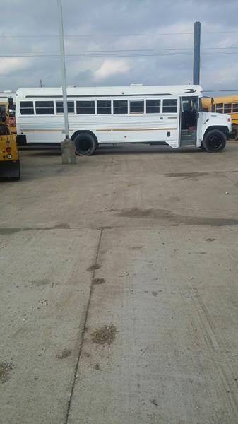 2001 Chevrolet BLUEBIRD  A/C for sale at Global Bus Sales & Rentals in Alice TX