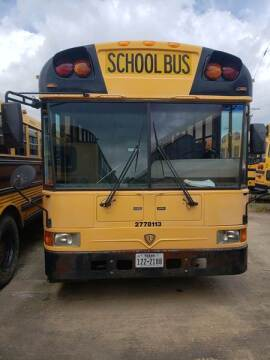 2008 I C BUS CE 300 for sale at Global Bus Sales & Rentals in Alice TX
