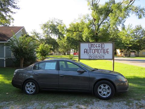2006 Nissan Altima for sale in Robertsdale, AL
