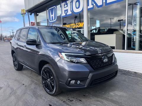 2019 Honda Passport for sale in Port Huron, MI
