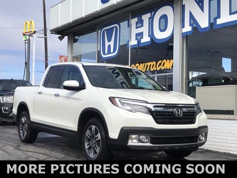 2017 Honda Ridgeline for sale in Port Huron, MI