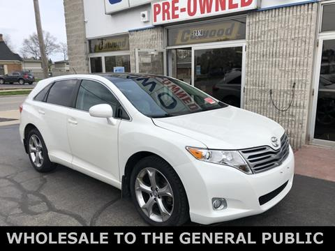 2009 Toyota Venza for sale in Port Huron, MI