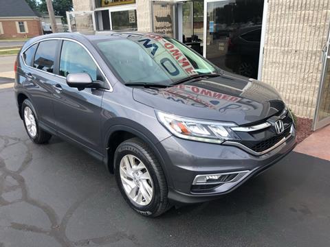 2016 Honda CR-V for sale in Port Huron, MI