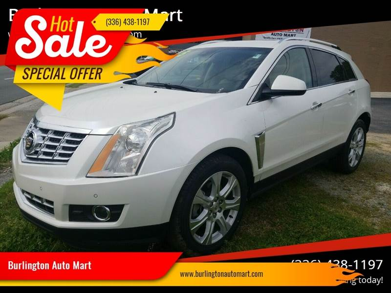 2015 Cadillac SRX for sale at Burlington Auto Mart in Burlington NC