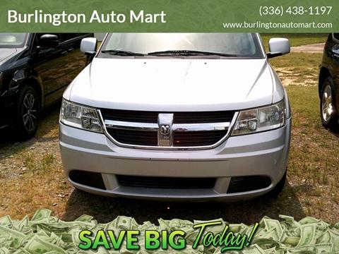 2009 Dodge Journey for sale at Burlington Auto Mart in Burlington NC