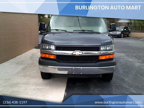 2016 Chevrolet Express Passenger for sale at Burlington Auto Mart in Burlington NC