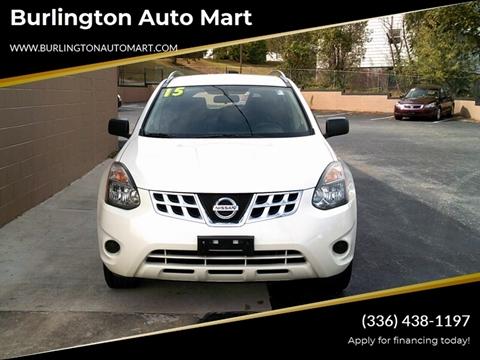 2015 Nissan Rogue Select for sale at Burlington Auto Mart in Burlington NC