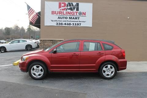 2009 Dodge Caliber for sale at Burlington Auto Mart in Burlington NC
