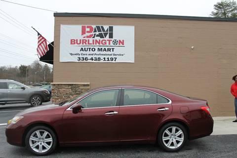2008 Lexus ES 350 for sale at Burlington Auto Mart in Burlington NC