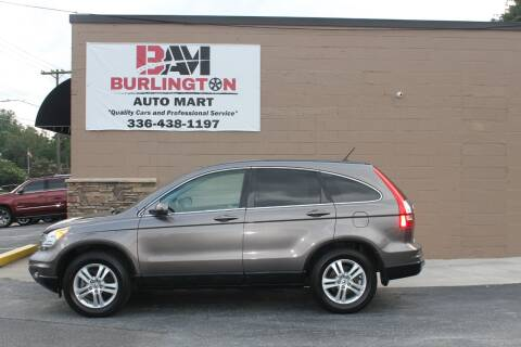 2010 Honda CR-V for sale at Burlington Auto Mart in Burlington NC