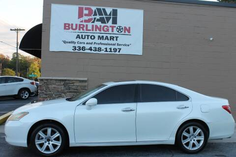 2008 Lexus ES 350 for sale at Burlington Auto Mart in Burlington NC